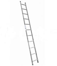 Лестницы односекционные алюминиевые АЛЮМЕТ серии H1