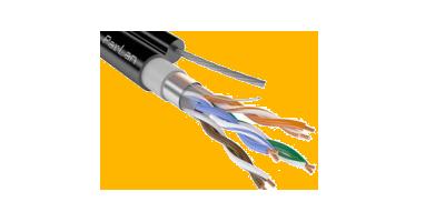 Сетевой кабель F/UTP Cat5e V/РЕtr