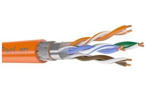 Сетевой кабель SF/UTP Cat5e нг(А)-HF