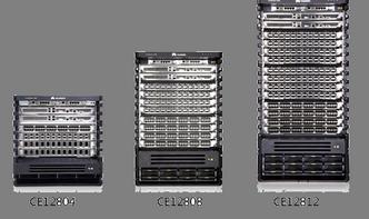 Серия коммутаторов CloudEngine для центров обработки данных