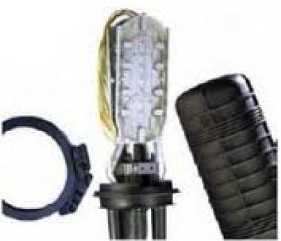 Муфта оптическая тупиковая GST (F-FOSC) B4 -96 (4 кассеты)