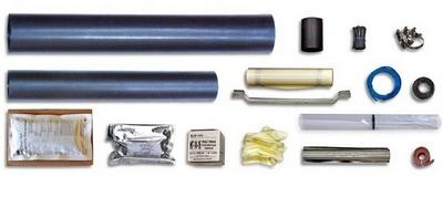 Муфты для С-Б кабелей с алюмин. оболочкой