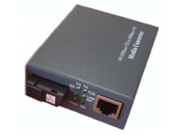 WDM медиаконвертер MCW-10/100-1310-SC-20