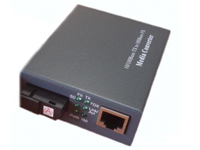 WDM медиаконвертер MCW-10/100-1550-SC-20
