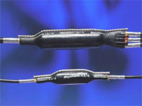Муфта термоусаживаемая GST-T (XAGA) 550 (92/25), (125/30), (165/42), (200/65) - 500R2
