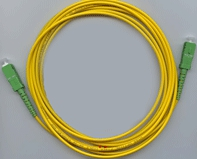 Оптический шнур GST (F) типа «патч-корд» (patch-cord) многомодовый МM с наконечниками SC, FC, ST, LC, Duplex и Simplex
