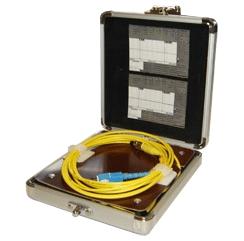 Оптические шнуры GST (F) нормализующие с наконечниками SC, FC, ST, LC. Катушка нормализующая для рефлектометрии.
