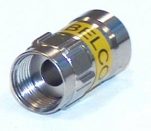 Разъем для кабеля F-56 4,9 Self-Instal nitin