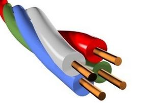 Провод кроссировочный ПКСВ