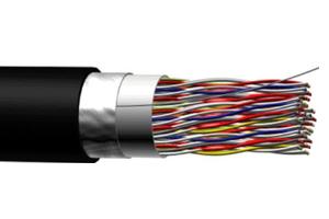 Телефонный кабель ТППэп (З)