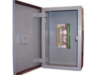 Ящик кабельный ЯКГС-10 (ЯКГ) на столбе