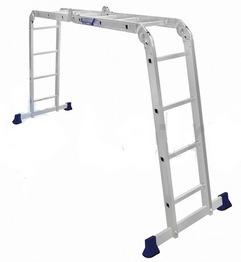 Лестницы-трансформеры облегченные алюминиевые АЛЮМЕТ серии ТL