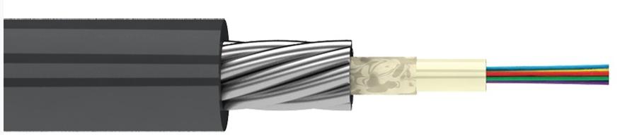 Магистральный оптический кабель в кабельную канализацию (ТОC)