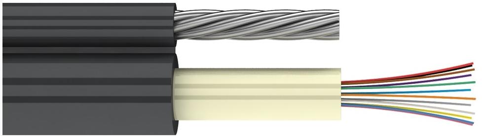 Магистральный оптический кабель с выносным силовым элементом (ТПОм)