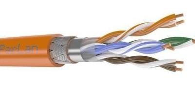 Сетевой кабель F/UTP Cat5e нг(А)HF